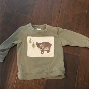 Wilderness H&M sweater - size9-12 months